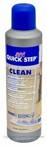 Quickstep Cleaner For Regular Damp Moping - 750ML Bottle x 1 by Quickstep