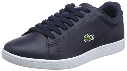 Lacoste Damen CARNABY EVO BL 1 SPW Sneakers, Blau (Navy), 39 EU