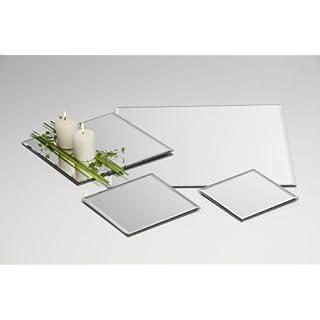 Sandra Rich Tray Mirror Square 15x 15x 0.5e.6