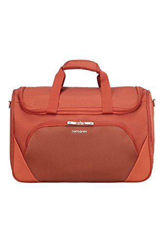 58.5 (SAMSONITE Dynamore Duffle Reisetasche, 53 cm, 58.5 Liter, Burnt Orange)