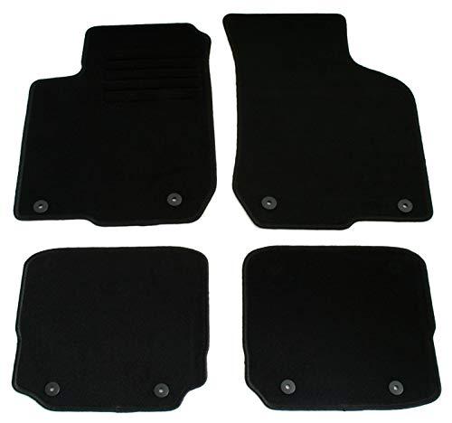 AD Tuning GmbH HG0604 Velours Passform Fußmatten Set, gebraucht kaufen  Wird an jeden Ort in Deutschland