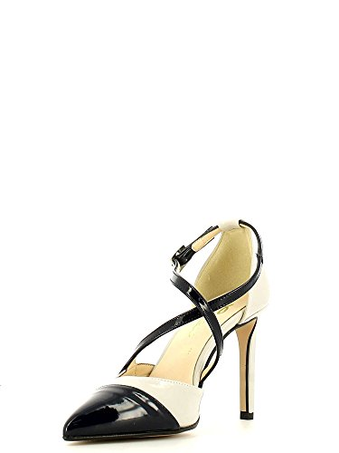 GRACE SHOES 7126 Sandalo tacco Donna Nero