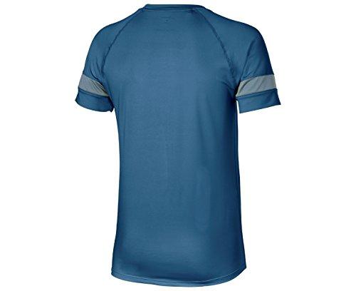 Maillot Asics Top Azzurro