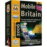 Route 66 Mobile Britain GPS Symbian UIQ Smartphone Symbian Os-smartphones