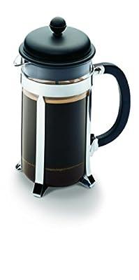 Bodum Caffettiera Coffee Maker - 1.0 L/34 oz, Black from BODUM