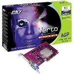 PNY Verto GeForce4 MX440 TV-Out Retail Grafikkarte AGP 64MB GeForce4 MX 440 DDR...