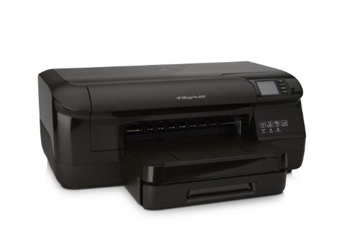 HP Officejet Pro 8100 Tintenstrahldrucker - 4