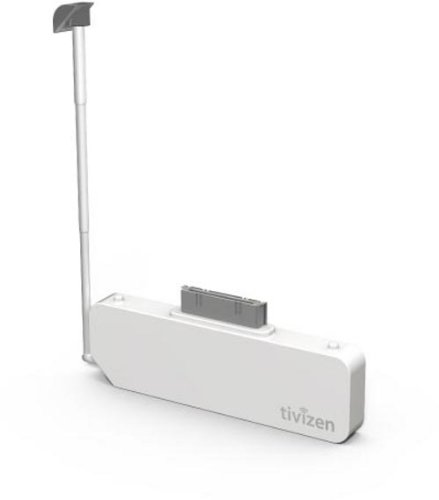 Icube Tivizen Pico - TV Antenna for Samsung Galaxy Note 10.1 and Samsung Galaxy Tab 2
