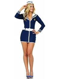 RG Costumes Women's Sailor Babe