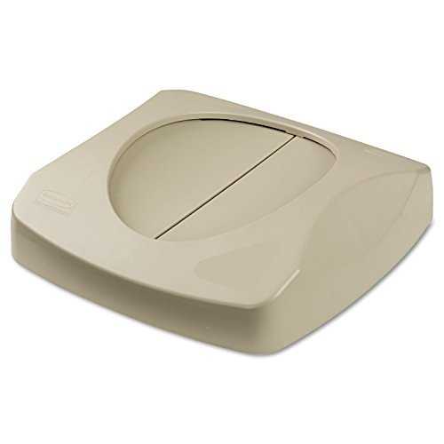 RCP268988BG - Rubbermaid Swing Top Lid for Untouchable Recycling Center by Rubbermaid Commercial