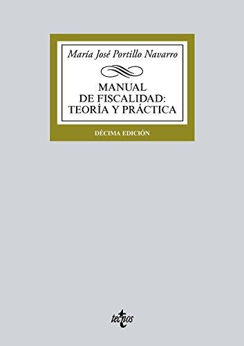 Descargar MANUAL DE FISCALIDAD: TEORIA Y PRACTICA (10ª ED )