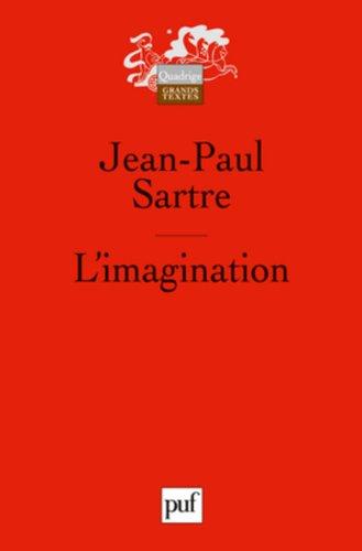L'Imagination par Jean-Paul Sartre