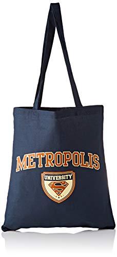 Bag (Unisex-) Metropolis University (Blue) -