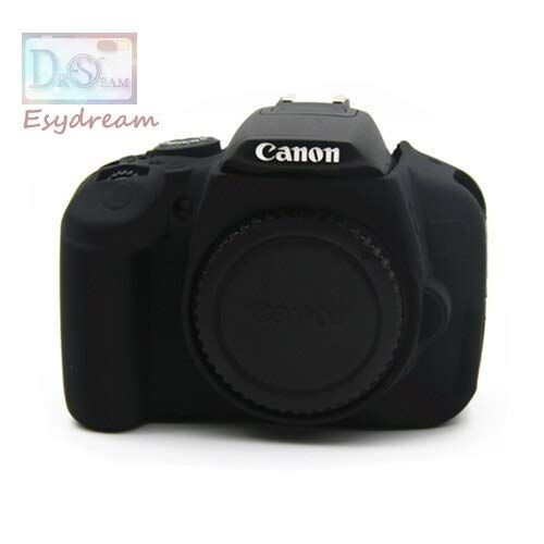 Case Body Cover Protector Soft Frame Skin for Canon EOS 650D 700D Kiss X6i X7i Rebel T4i T5i Camera ()