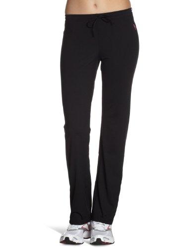 Venice Beach Damen Kurze Hose Jazzy Short Pants, Schwarz, S, 12024-990