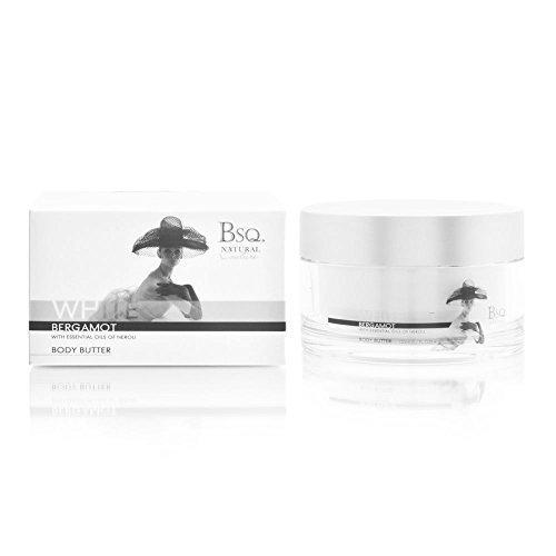 Couture Couture Body Cream (Bsq. Natural Couture White Bergamot 5.1 oz Body Butter by Berkeley Square Cosmetics Company)