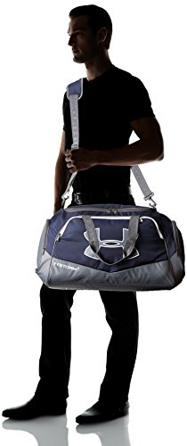 Under Armour Undeniable Duffel II Multi Sports Travel Bag Luggage Black Mdn/Gph/Wht Size:One Size
