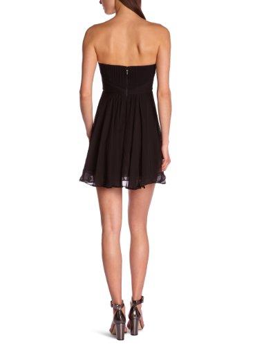 BCBGMAXAZRIA Damen Business Hose WQR9B949 Schwarz (Black)