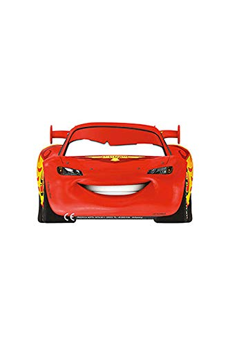 Disney Cars Party Masken, 6Stück