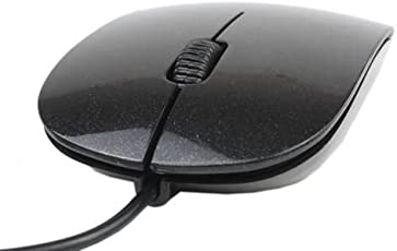 Terabyte Slim 3D Optical USB Mouse for Laptop and Desktop