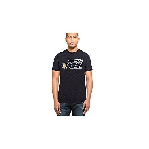 '47 Brand Utah Jazz Club NBA T-Shirt Navy XL