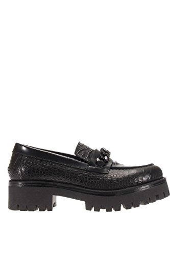 CLE102703.Mocassino slayer low 1226.Black.38