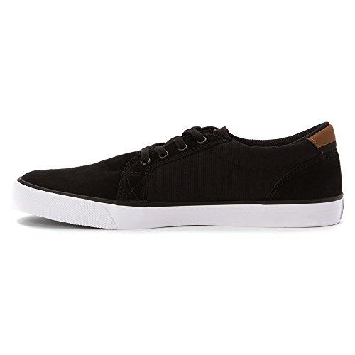 Herren Sneaker DC Council S Sneakers Black/Brown/White