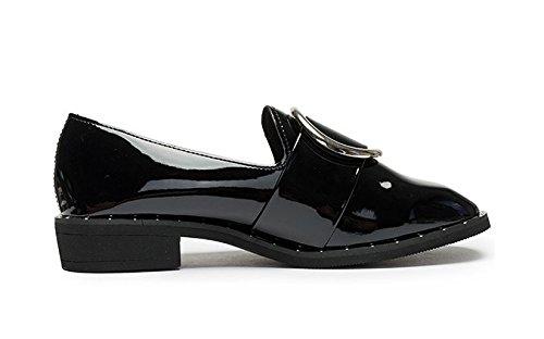 Talon De Chaton De Dame,Talon Carré Set Pieds Rivet Chaussures A