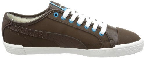 Puma - Elki Winter Wn's, Sneaker basse Donna Marrone (Braun (chocolate brown-white swan 01))
