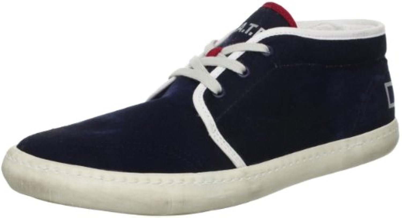 Scarpe uomo D.A.T.E. D.A.T.E. D.A.T.E. (DATE) scarpe da ginnastica blu tessuto AM836 | Economico  | Maschio/Ragazze Scarpa  1e7770