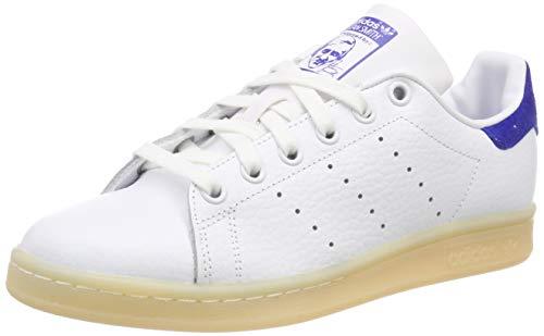online retailer f31f7 9a190 Adidas Stan Smith, Scarpe da Ginnastica Basse Uomo, Bianco (White White
