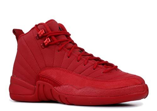 Nike Jungen Air Jordan 12 Retro (gs) Fitnessschuhe, Mehrfarbig Black/Gym Red 601, 36 EU (Retro Kinder Jordan 12)