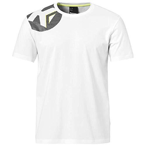 Kempa Kinder Core 2.0 T-Shirt weiß, 164 Preisvergleich