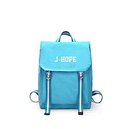 Für Kostüm Kinder Koreanisch Jungen - Koreanischer BTS Bangtan Jungen Rucksack Daypack Laptoptasche Umhängetasche Schulranzen
