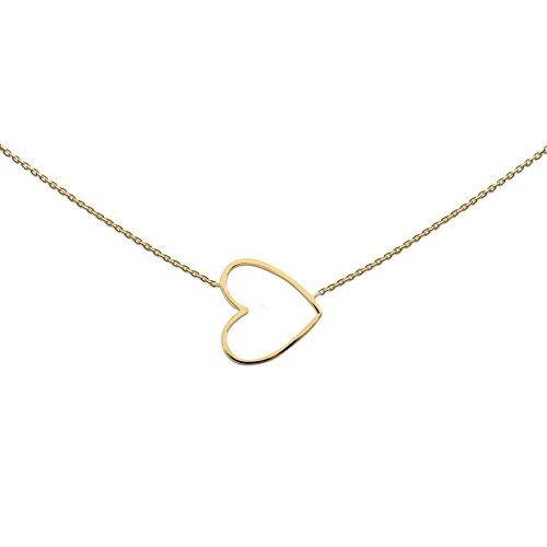 Heart to get Damenkette 925/ Silber N35BHE12G