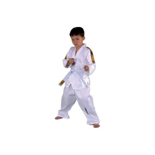 ClubLine Taekwondo Anzug Tiger (120) (Kleine In Jungen Anzügen)