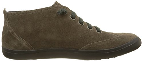Camper Peu Slastic, Sneakers Hautes Homme Vert (Dark Green 004)
