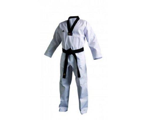 p III WTF Revers Schwarz Taekwondoanzug (160 cm) (Taekwondo-ausrüstung Von Adidas)