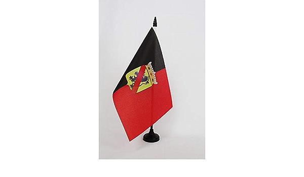 Petit Drapeaux DE Bureau de Wallonie 14 x 21 cm AZ FLAG Drapeau de Table Province de Namur 21x14cm
