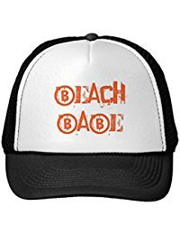 Funny Beach Babe Hat Babe Hat
