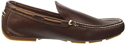 Timberland Tbl Heritage Driver, Mocassini Uomo Marrone  (Potting Soil Eastlook)
