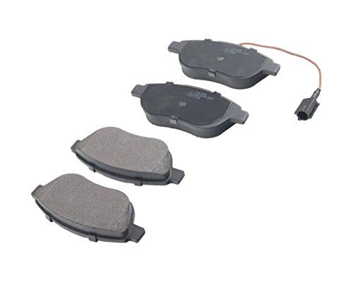 Preisvergleich Produktbild Bremsbeläge Vorne für II 198 Doblo 119 263 223 Idea Mupla 199 Stilo