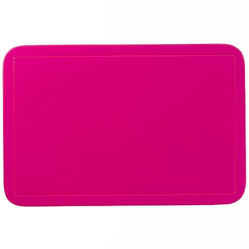 Kela 'Uni' Platzsets, Kunststoff, pink, 43,5x 28,5cm