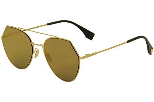 fendi-damen-sonnenbrille-ff-0194-s-83-schwarz-yellow-gold-55