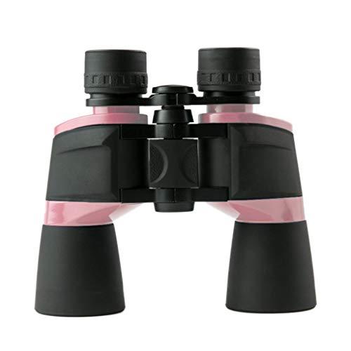 HWL 8 * 50 binoculares Adultos Visión Nocturna Poca