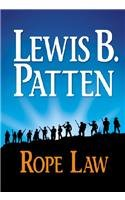 Rope Law (Western Enhanced) por Lewis B. Patten