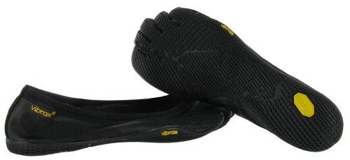 Vibram Five Fingers Entrada, Sneakers Femme, Noir noir