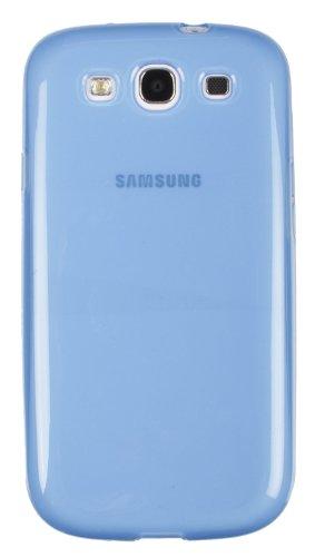 Caseit TPU Schutzhülle Case Cover für iPhone 5C - Transparent Hellblau