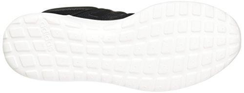 adidas CF Lite Racer, Scarpe da Corsa Uomo Nero (Negbas / Ftwbla)