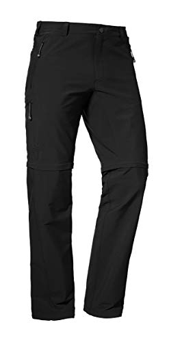 Schöffel Pants Koper Hose Herren, Softshellhose, Sommer, Outdoorhose, Atmungsaktiv, Wande